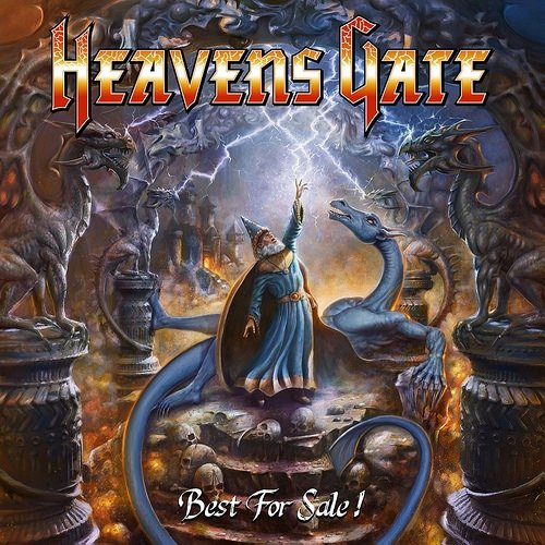 Heavens Gate-Best For Sale-REMASTERED-CD-FLAC-2015-CATARACT Download