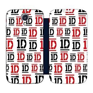 Amazon.com: Official One Direction 1D Red Black Bar Form ...