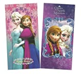 Disney Frozen Elsa & Anna 100% Cotton Beach Towel, Pack of Two by Providencia