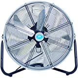 """Prem-I-Air High Quality 20"""" (50 cm) Ultra Slim Drum Fan - Ideal for large rooms or venues"""