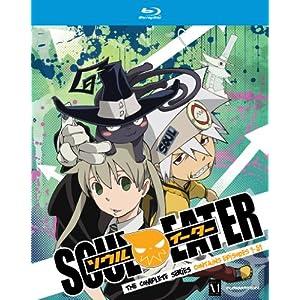 北米版 Soul Eater - Complete Series [Blu-ray] [Import] (2012)