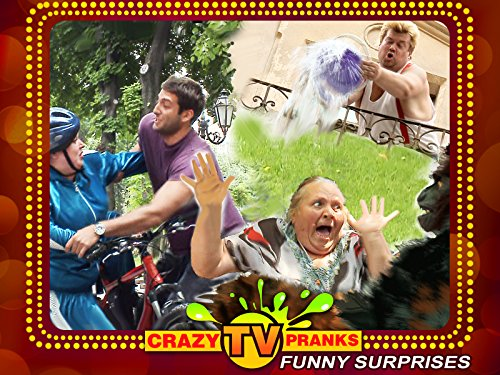 Clip: Crazy TV Pranks. Funny Surprises - Season 2