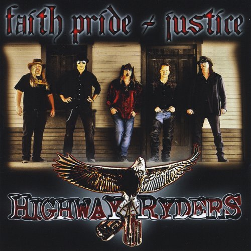 Highway Ryders - Faith Pride & Justice
