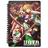 High School Of The Dead Group Notebook