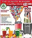 Nutri Chef 900W NC9000 Nutrition Extr...