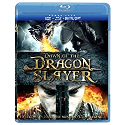 Dawn of the Dragon Slayer [Blu-ray/Combo Pack]