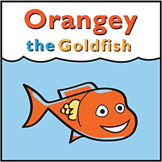Orangey the Goldfish (Book 1) written by Eddie Bee