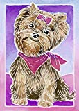 Ravensburger 29181 - Yorkshire Terrier - Aquarelle Mini, 8,5 x 12 cm