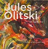 img - for Jules Olitski, An Inside View book / textbook / text book