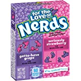 Nerds Grape & Strawberry Candy, 1.65-Ounce (Pack of 36)