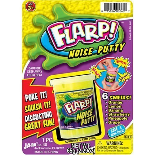 Flarp! Noise Putty