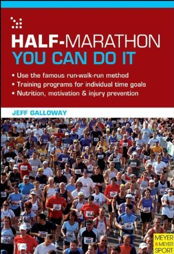 Half-Marathon - You Can Do It by Jeff Galloway (2011) Paperback PDF