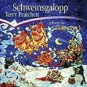 Schweinsgalopp: Ein Scheibenwelt Roman Hörbuch von Terry Pratchett Gesprochen von: Volker Niederfahrenhorst