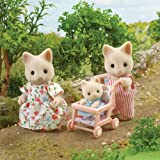 Sylvanian Families The Devons' New Arrival From Debenhams
