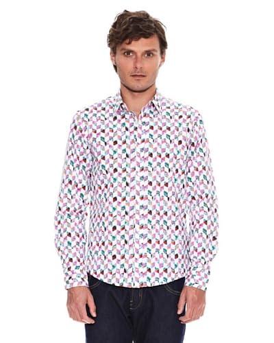Desigual Camicia Boggie [Multicolore]
