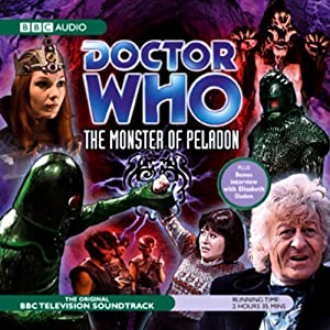Doctor Who: The Monster of Peladon (Dramatised) Performance