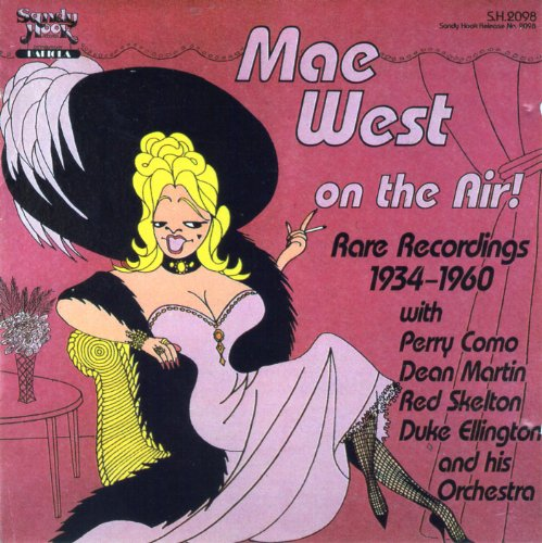 Mae West on the Air by Mae West
