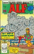 Alf Annual #1 1988