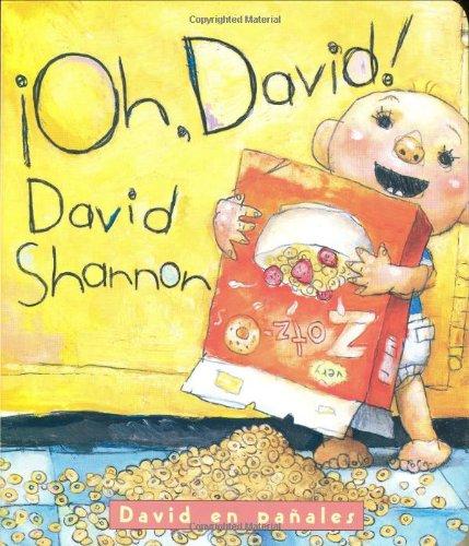 Oh, David! (Diaper David/David En Panales (Spanish))