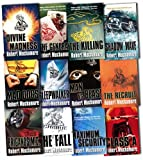 Robert Muchamore Cherub Series Collection Pack Robert Muchamore 12 Books Set RRP: £83.88 (Robert Muchamore Collection) (The Fall, Man Vs Beast, The Sleepwalker, Class A, The Killing, Maximum Security, Brigands M. C., The General, The Recruit, Mad Dogs,
