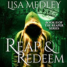 Reap & Redeem: The Reapers Series Volume 2 Audiobook by Lisa Medley Narrated by Michael Rubino