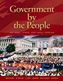 Government By The People: National, State, and Local (21st Edition) (0131921568) by Magleby, David B.