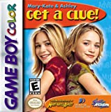 echange, troc Mary Kate and Ashley Get a clue - Game Boy Color - US