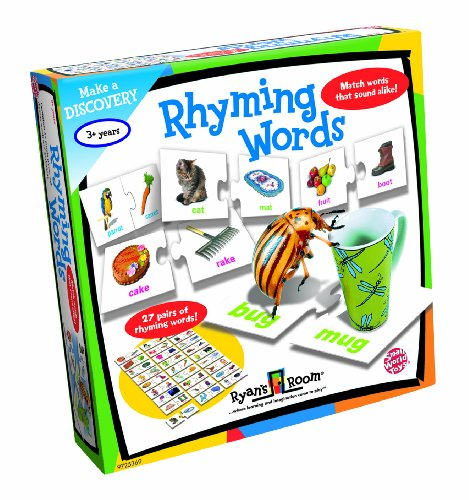 Small World Toys Learning - Rhyming Words