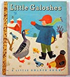 img - for Little Galoshes (A Little Golden Book) book / textbook / text book
