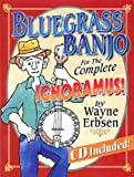Image of Bluegrass Banjo for the Complete Ignoramus (Book & CD set)