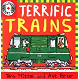 Terrific Trains (Amazing Machines with CD)by Tony Mitton and Ant...