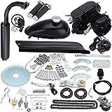 MountainNet-80ccm-2-takt-Benzin-Gasmotor-Motor-Kit-fr-Motorisierte-Fahrrad