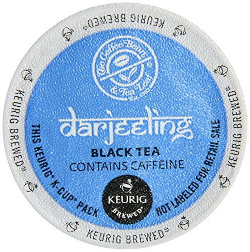 The Coffee Bean & Tea Leaf Cbtl Keurig K-Cup Brewers, Darjeeling Tea, 22 Count (Keurig Darjeeling Tea compare prices)