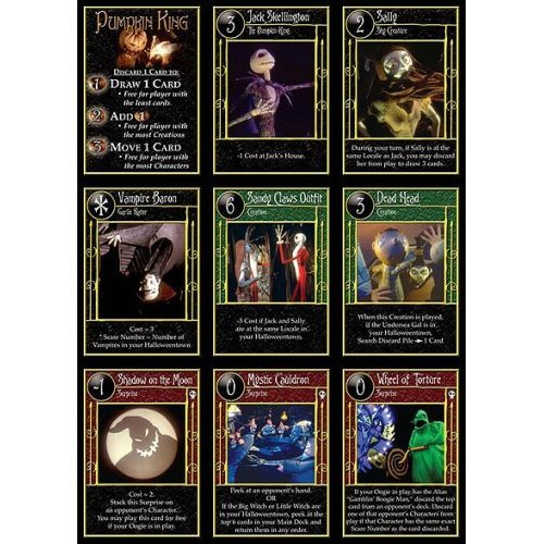 Looking for Neca Trading Card Game – The Nightmare Before Christmas ...
