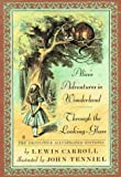 Alice's Adventures in Wonderland and Through the Looking-Glass (0688120504) by Carroll, Lewis