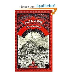 L'ile Mysterieuse - Jules Verne-