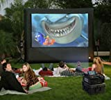 Open Air Cinema CineBox Pro 12 x 7 Home / Outdoor Theater System thumbnail