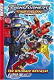 Transformers: Energon the Ultimate Betrayal (Transformers Energon)