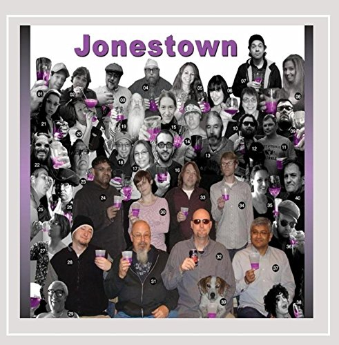 Jonestown - Cast of Idiots [Explicit]