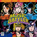 MUSIC BATTLER (通常盤 CD) - Gacharic Spin