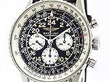 [ブライトリング]Breitling【BREITLING】ブライトリング ナビタイマー コスモノート ステンレススチール レザー 手巻き メンズ 時計A12022(BF101146)[中古]