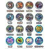 妖怪ウォッチ 妖怪メダル 第一弾 全16種セット