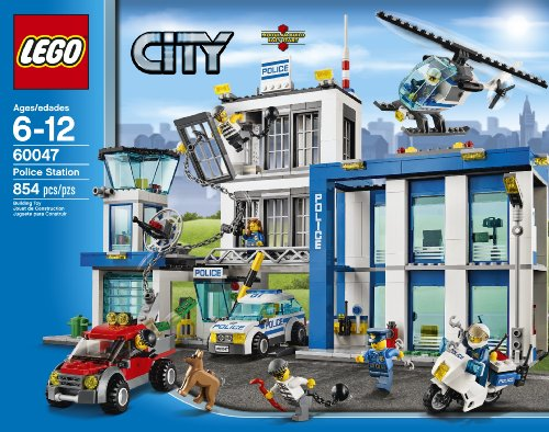 LEGO-City-Police-60047-Police-Station