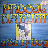 A Salty Dog - Procol Harum LP
