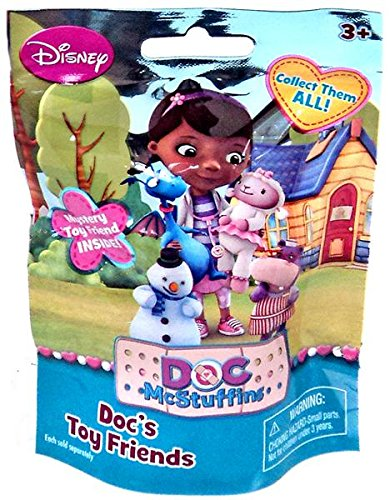 Disney Doc McStuffins Doc's Toy Friends Mystery Pack [1 Random Figure] - 1