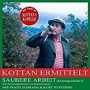 Saubere Arbeit (Kottan ermittelt - Kriminalgeschichte 9) | Helmut Zenker