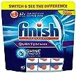 Finish Quantum Dishwasher Tablets - Regular, Pack of 1 (Total 45 Tablets )