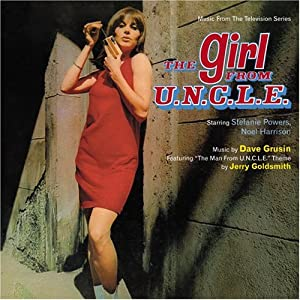 Girl from U.N.C.L.E. / TV O.S.