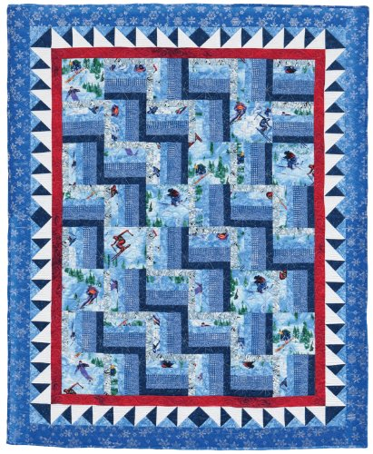 Free Quilt Patterns For Large Prints : Big-Print Patchwork: Quilt Patterns for Large-Scale Prints , New, Free Shipping
