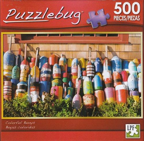 Puzzlebug 500 - Colorful Buoys - 1